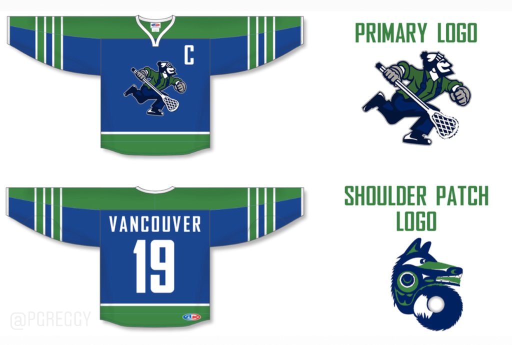 "69b6bb44fc9 I love the name ""Lumberjacks"" and use ""Johnny Canuck"" holding a lacrosse  stick as the logo. I liked it so much I made my own jerseys  lolpic.twitter.com/ ..."