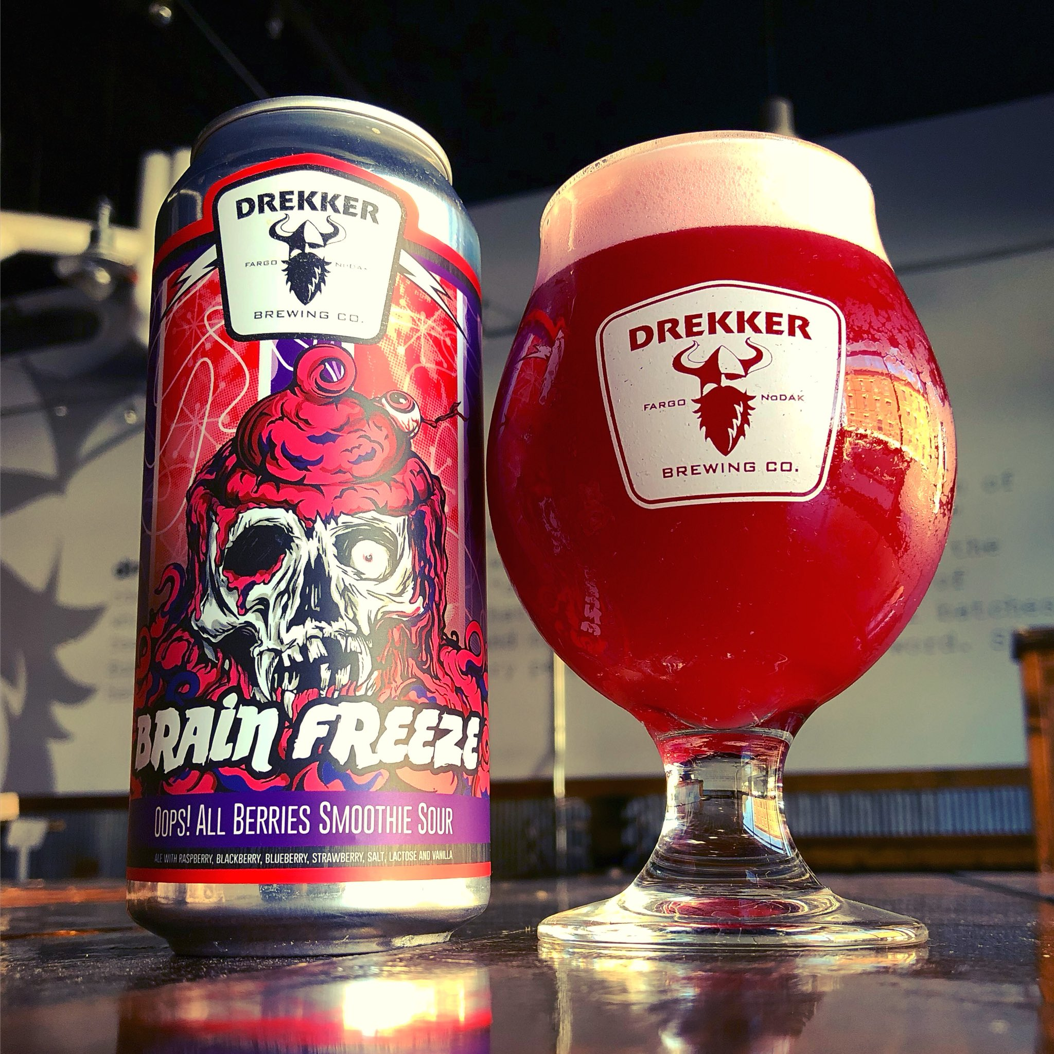 Drekker Brewing On Twitter Double Can Release Friday At Noon First Up Is Oops All Berries Brain Freeze Smoothie Sour Loaded Up With Blueberry Blackberry Raspberry Strawberry And Tastes About As Good As It Looks Https T Co Xsk4ufz4qy Overflowing with red, blue, green and purple pieces, it's never been tastier to snack. all berries brain freeze smoothie sour