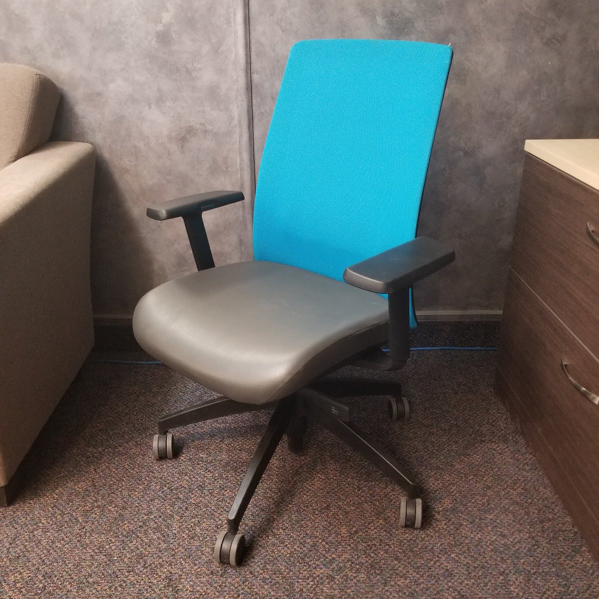 """Creative Office Furniture on Twitter: """"No more boring black office"""