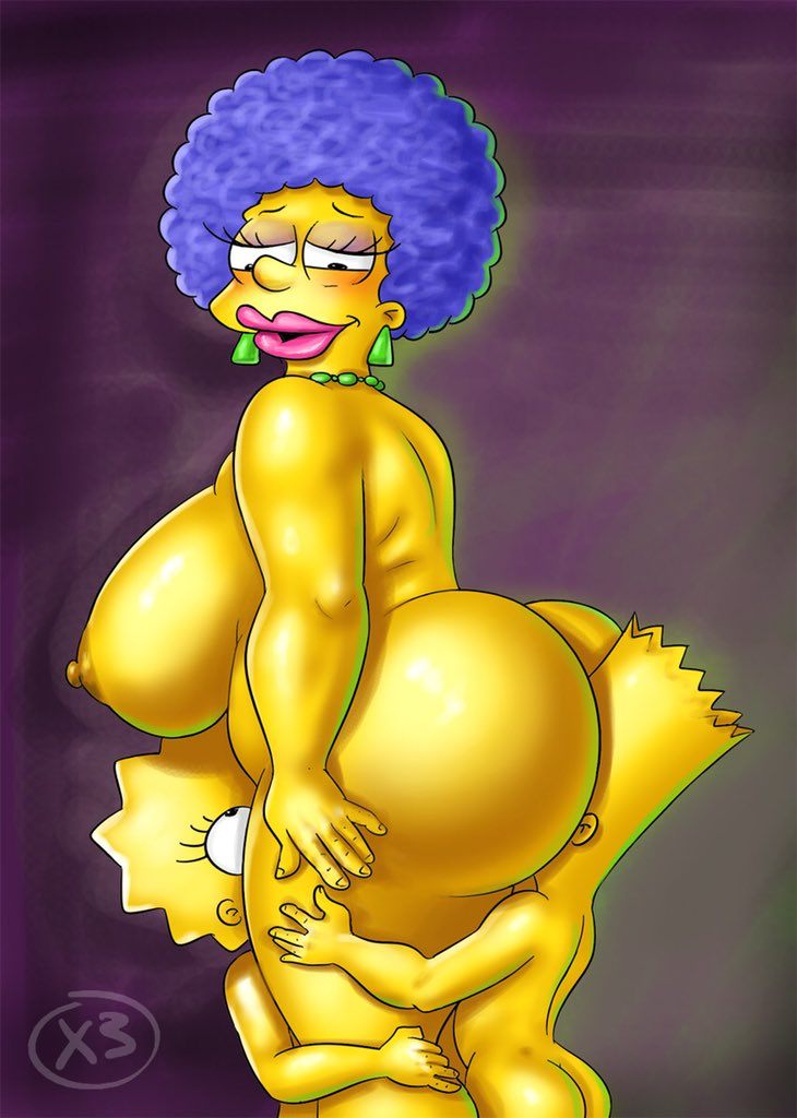 tegneserie porno simpsons bart og lisa