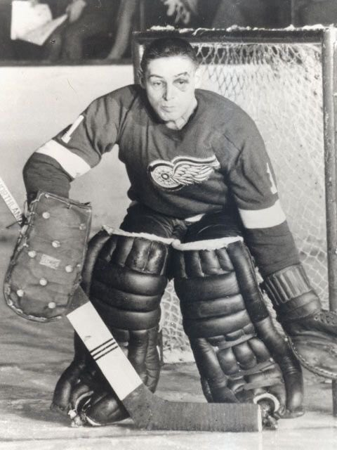 Tom S Old Days On Twitter Old Time Hockey Detroit Redwing Hof