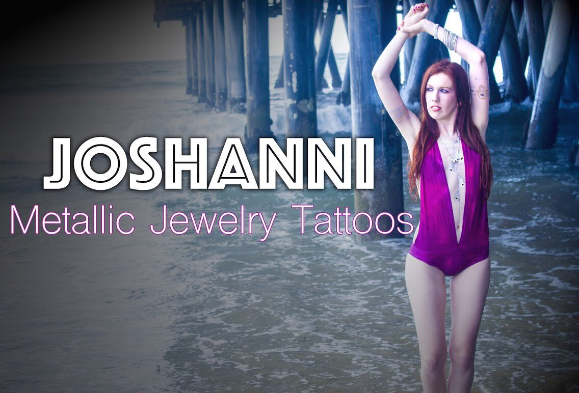#ThrowbackThursday to shooting for Joshanni #MetallicTattoos! Perfect for the summer at the beach!  by @vegancheesehead   #tbt #washabletattoos #washabletattoo #fashiontattoo #fashiontattoos #swimwear #model #modeling #pier #photoshoot #photography #bikini #ocean #wavespic.twitter.com/kvgAuiqnOZ