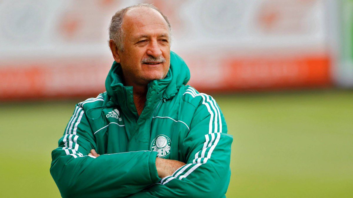 Felipão é o novo técnico do Verdão ➤ https://t.co/cAaWh4c86N  #AvantiPalestra