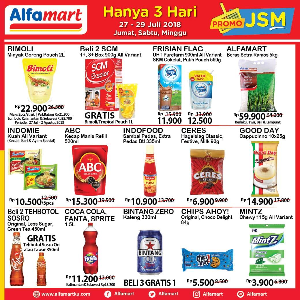 Alfamart On Twitter Promo Jsm Telah Tiba Dapatkan Minyak Goreng Filma 2 L Pounch Yang Serba Murah Dan Hematnya Cuma 3 Hari 27 29 Juli 2018