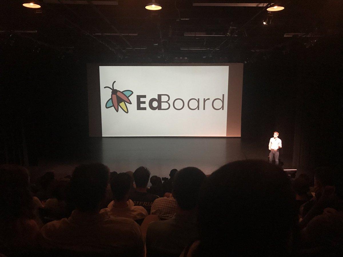 edboard hashtag on Twitter