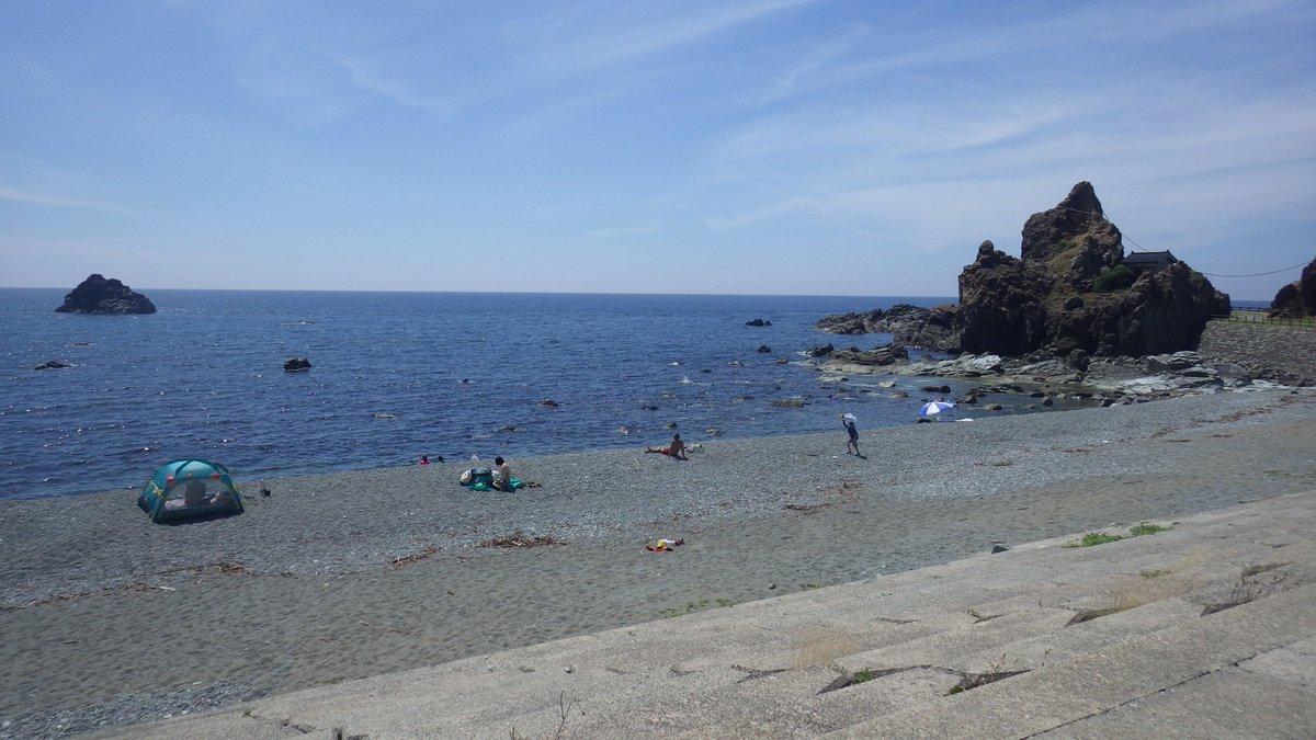 海 開き 新潟
