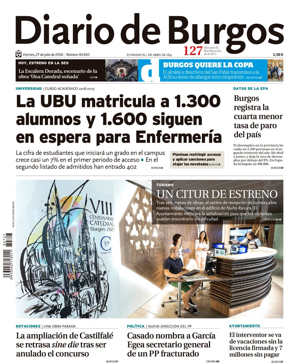 Diario de Burgos on Twitter: \