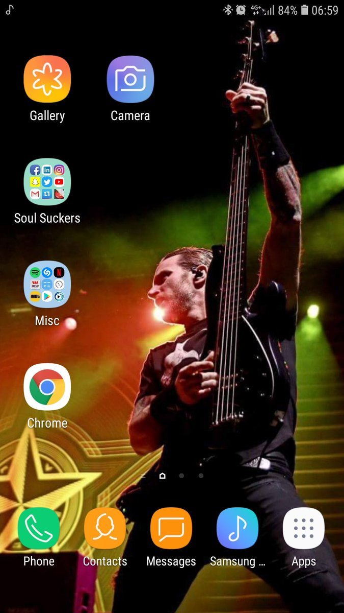 Alter Bridge Nz On Twitter What Do You Have As Your