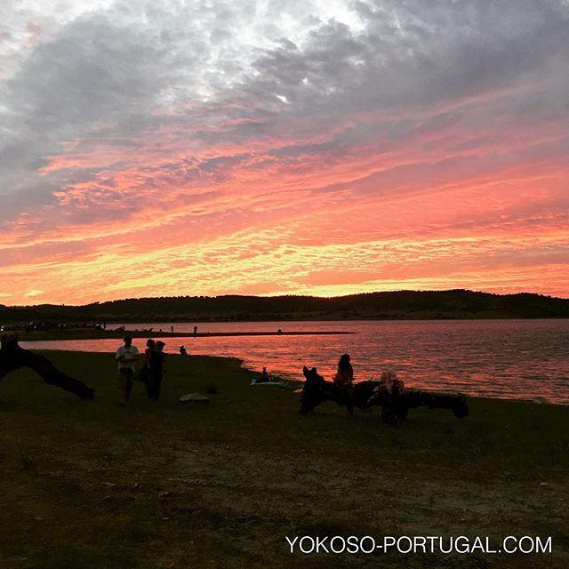test ツイッターメディア - ポルトガルの空はいつ見てもきれいです。 #ポルトガル https://t.co/FdHIrm2AFL