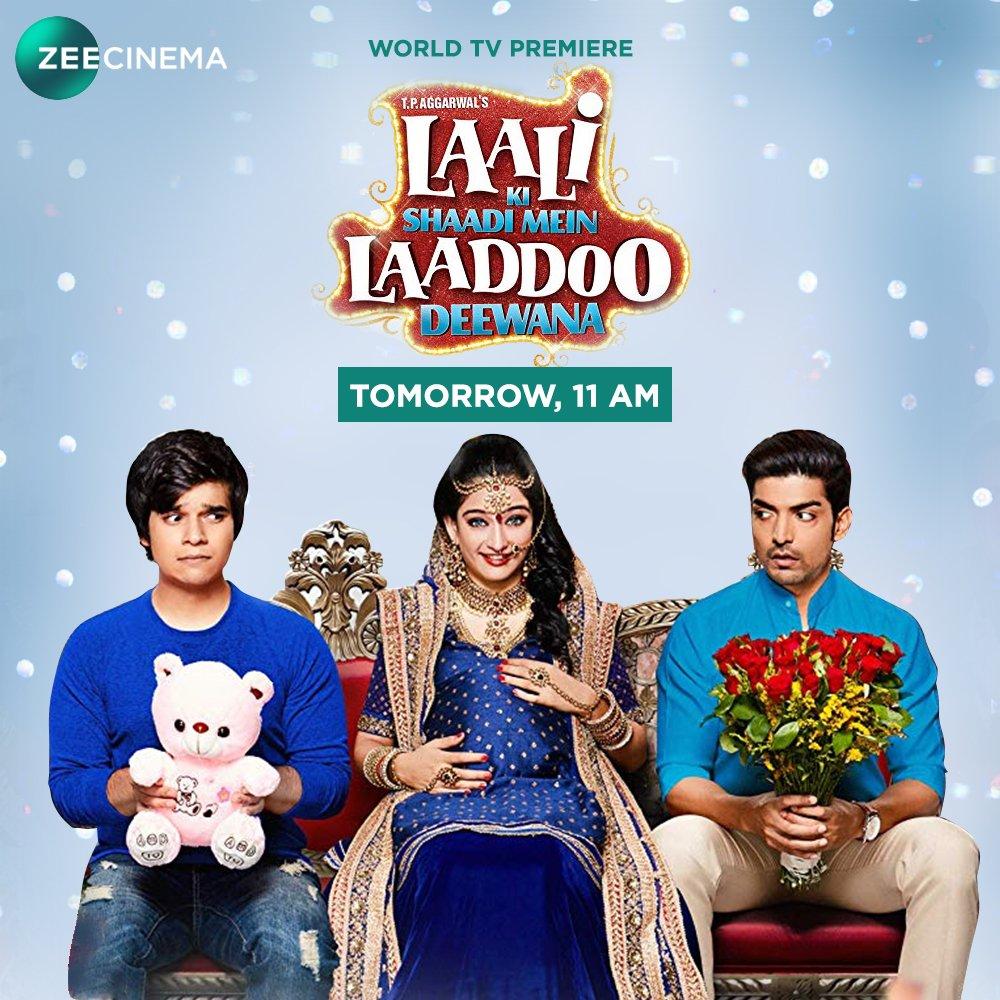 Laali Ki Shaadi Mein Laddoo Deewana 2012 Full Movie Free Download In