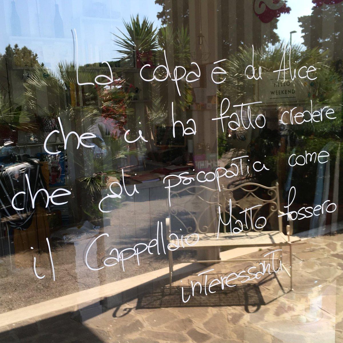 Claudette Boutique Ar Twitter La Colpa E Di Alice Che Ci Ha