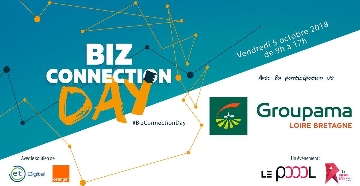 Rappel Biz Connection Day : la liste des grands comptes n'est pas fini, @GroupamaLB  participe également au #BizConnectionDay ! https://t.co/jAHED21rkc