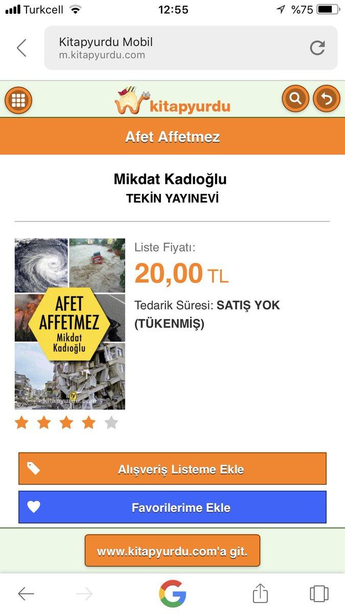 Kitabıma gösterdiğiniz ilgi için teşekkürler