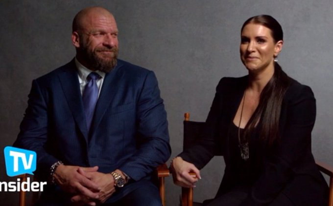 To a man who works his ass off, perfecting the future of the WWE. HAPPY BIRTHDAY TRIPLE H!!!