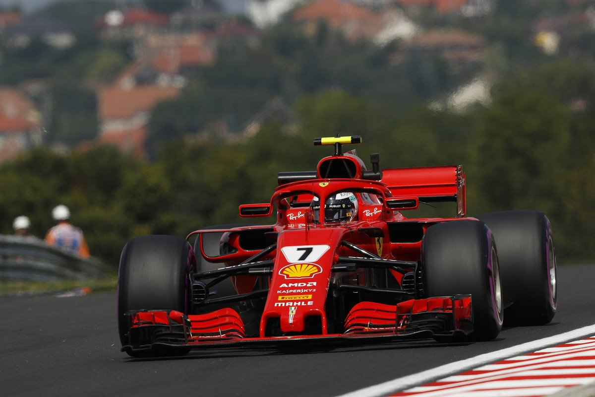 F1 2018 Hungarian GP - Free Practice 1