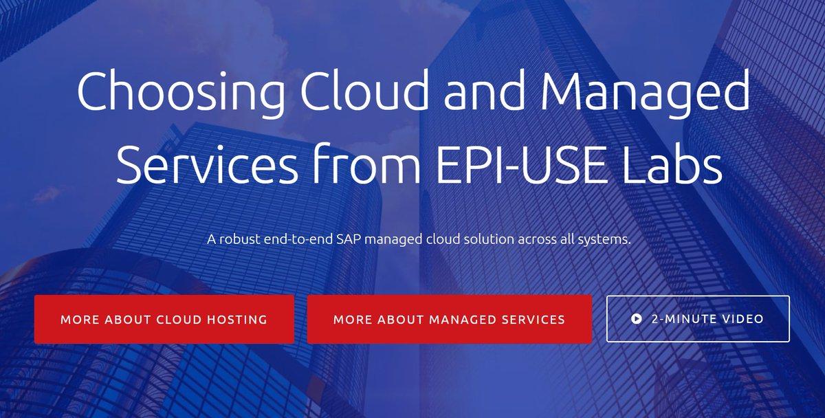 EPI-USE Labs on Twitter: