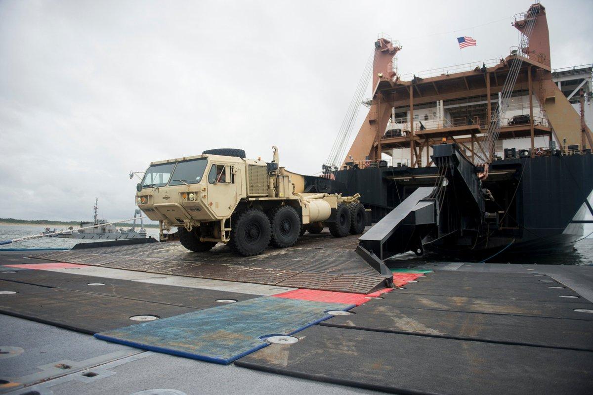 USN Military Sealift on Twitter: