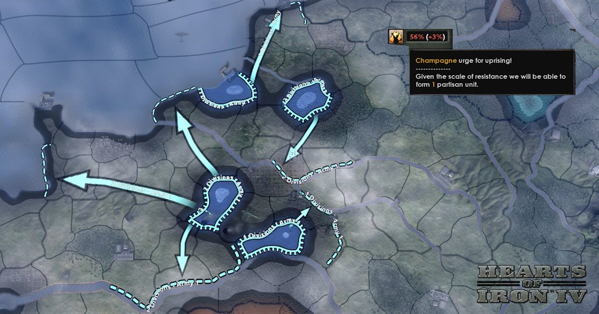 Hearts of Iron on Twitter: