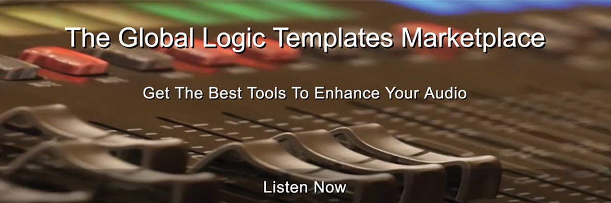Logic pro templates logictemplates twitter download or upload complete logicpro project files httpslogictemplates apple applenews applesupport applemusic logicprox logicpro maxwellsz