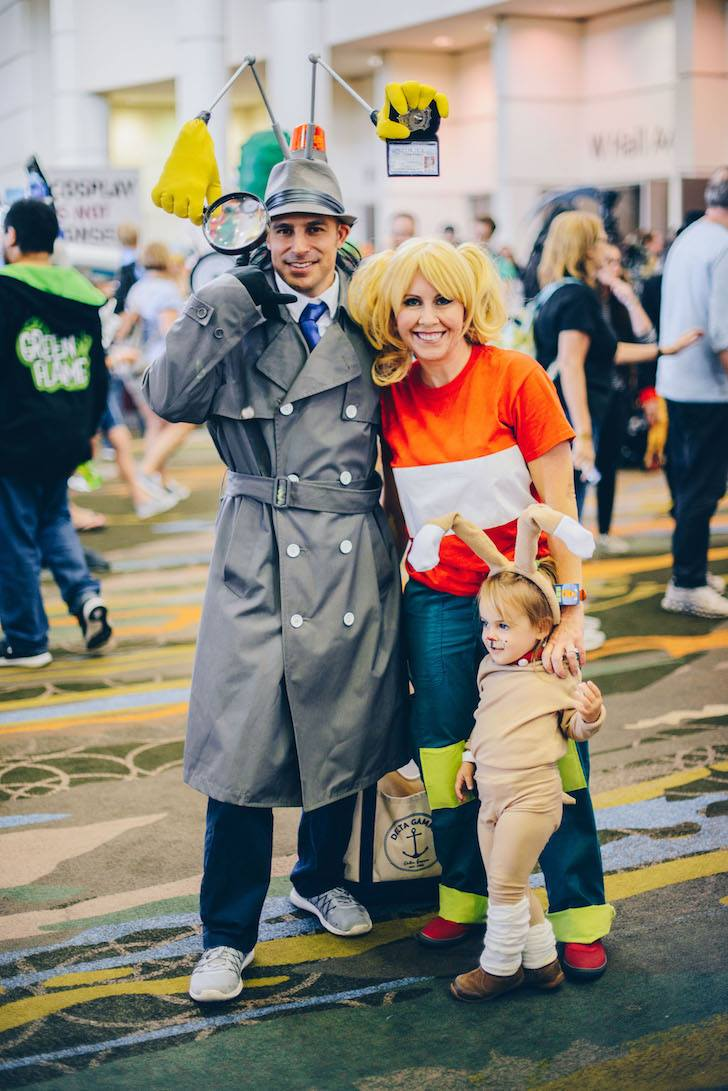 """Funidelia funidelia on twitter: """"�inspector gadget!�… """""""
