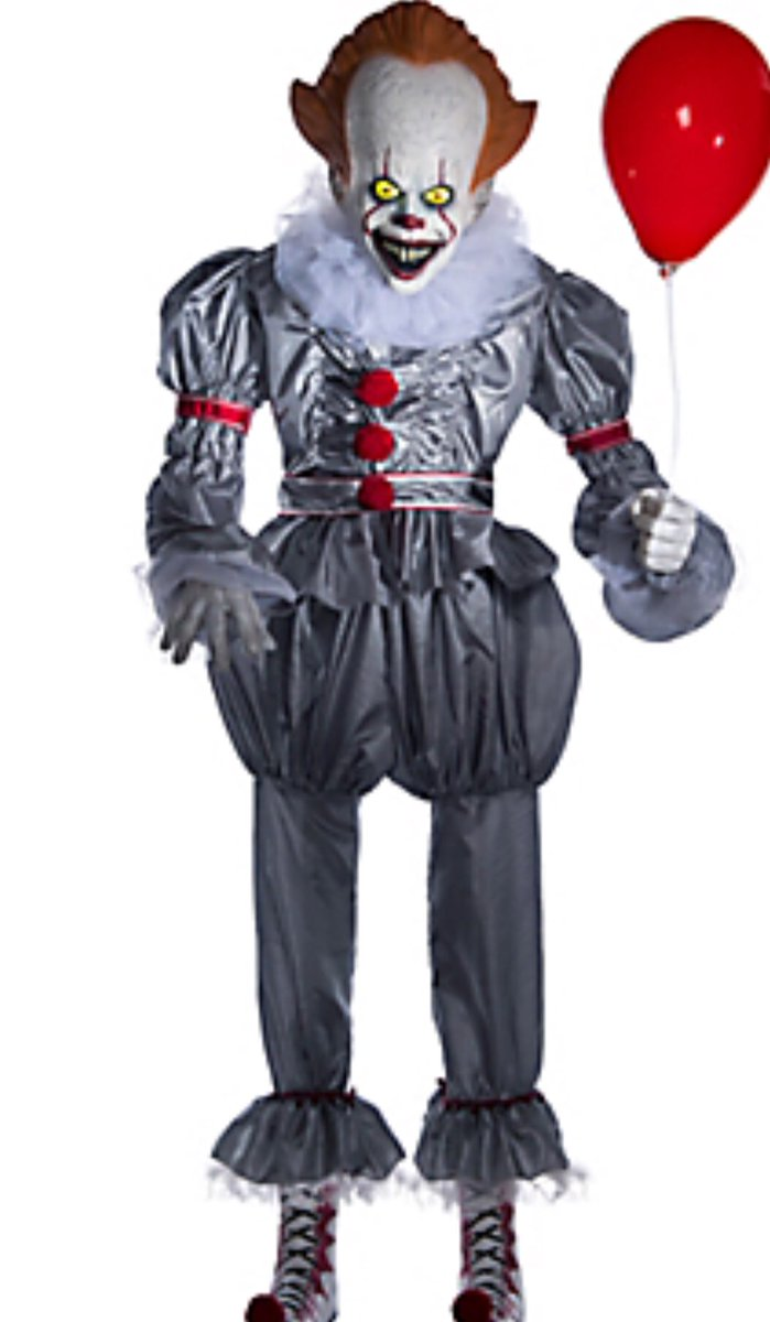 """animatronic halloween on twitter: """"party city rolls out 6 foot tall"""