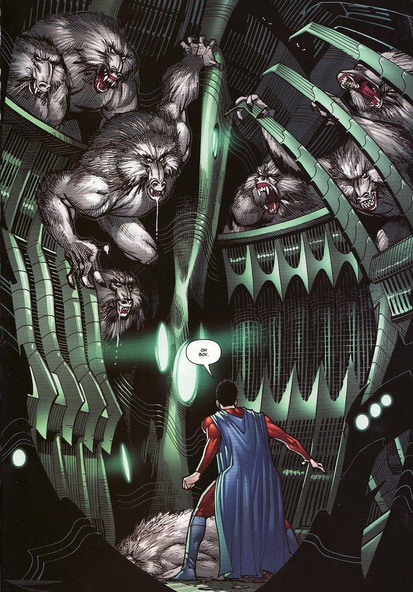 Supergirl and Brainiac 5 (+ Nia) on Twitter:
