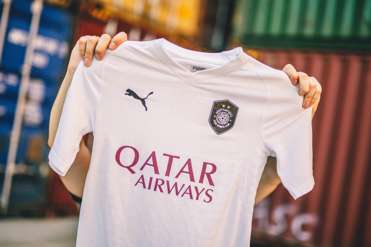 lowest price 10239 32939 Take a look at our exclusive new season 2018 2019 kits for Al Sadd. Which  kit do you like more, home or away   WeAreAlSadd  NewLevelspic.twitter.com   ...
