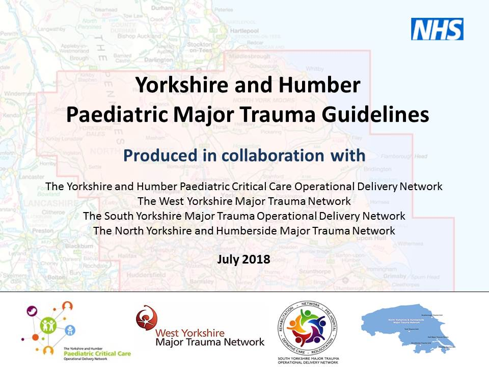 Y&H Paediatric Critical Care ODN on Twitter: