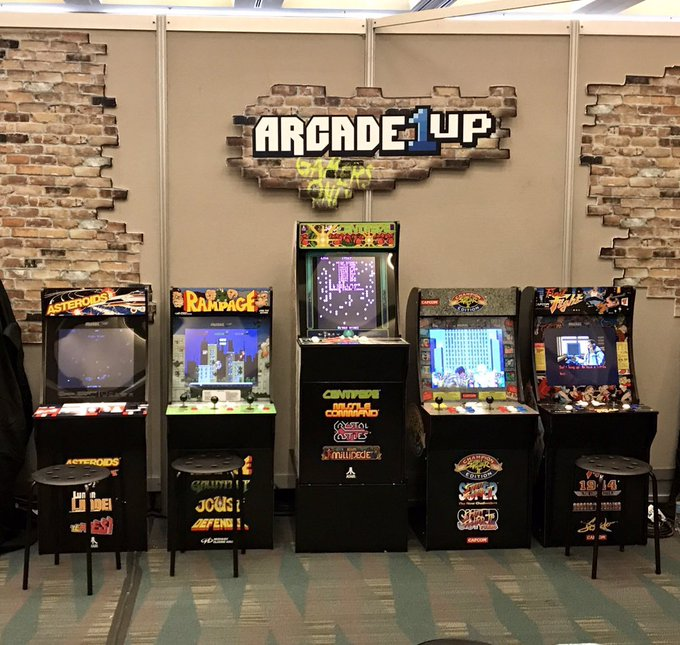 Arcade 1Up - Replica Arcade Machines (Preorder - $399) - Page 3