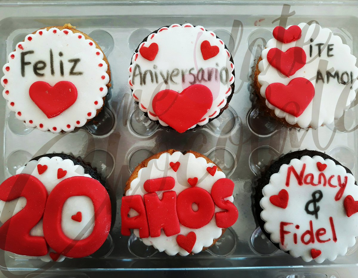 Melatechocolaterepo On Twitter Toda Una Vida Cupcakes