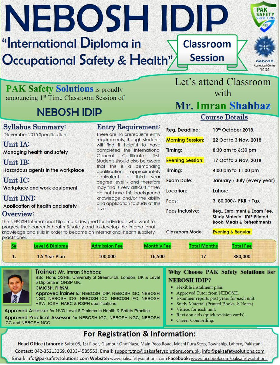 nebosh unit d examiners report Feedback on nebosh igc standard date exams by nebosh examiners provides  examiner's report on standard date nebosh  the examiners for the unit.