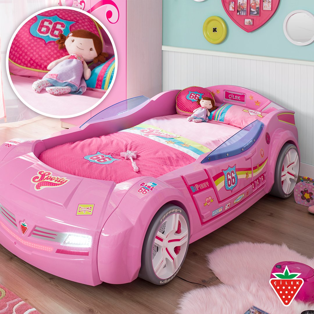 Drive like a princess with Biturbo Carbed. #cilekroom #childroom #carbed   https://t.co/ZBe3uabRXy https://t.co/DN1ZoOlaue