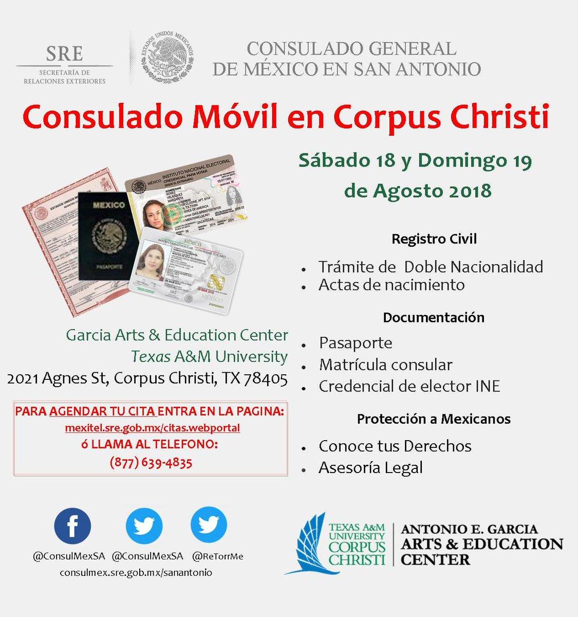 Consulmex SanAntonio (@ConsulMexSA)   Twitter