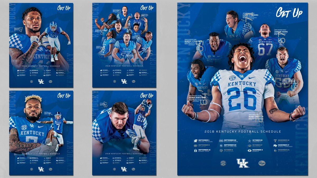 image about Uk Basketball Schedule -16 Printable named Kentucky soccer plan posters exposed Kentucky