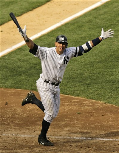 Happy Birthday to the of all goats. Alex Rodriguez !