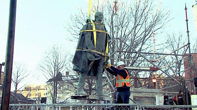 After Halifax topples Edward Cornwallis statue, new committee mulls next step aptnnews.ca/?p=97212