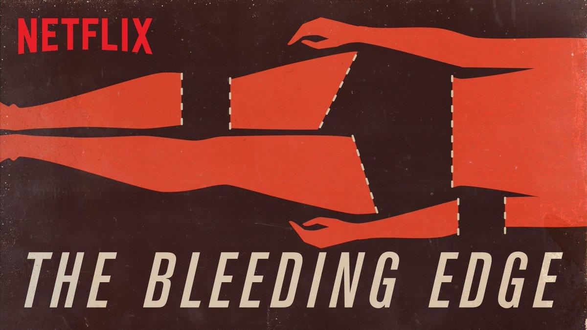 Image result for the bleeding edge netflix
