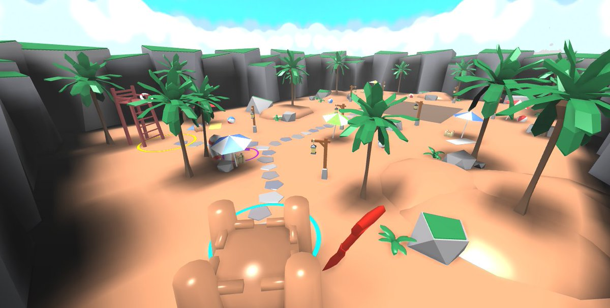 Nosniy On Twitter Explore The Beach In This New Miningsimulator