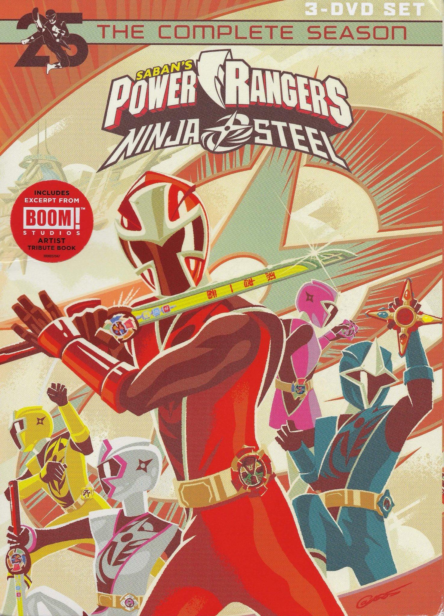 Power Rangers Ninja Steel Deutsch