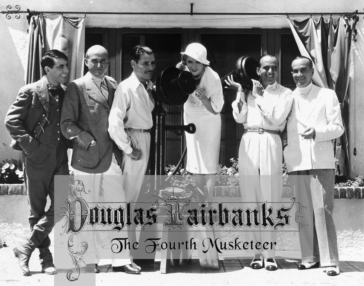 The Fourth Musketeer Douglas Fairbanks