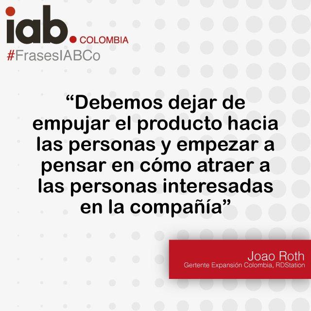 Iab Colombia On Twitter Esta Semana En Frasesiabco Una