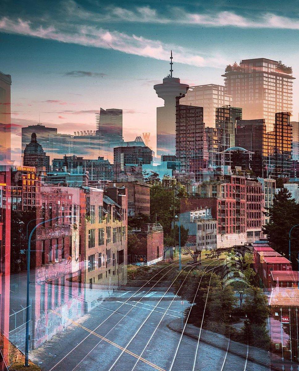 weby s připojením k vancouveru
