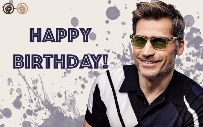 Happy birthday, Nikolaj Coster-Waldau! The \Game of Thrones\ actor turns 48 today. We hope he\s having a good day!