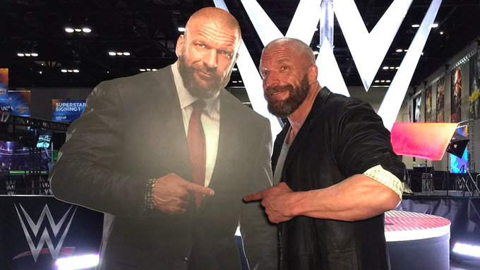 Here s wishing a happy 49th birthday to Triple H, still as big a part of WWE as he ever was