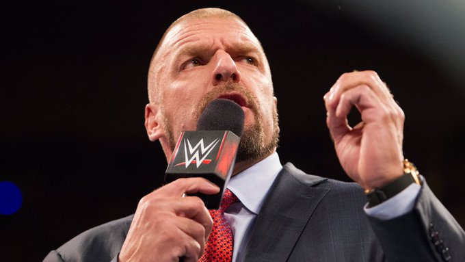 Happy Birthday to The Game, Triple H!
