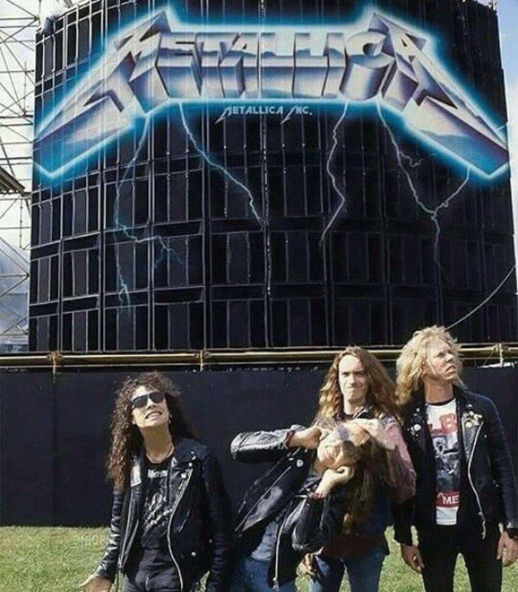 Metal bands thrash 80er List of