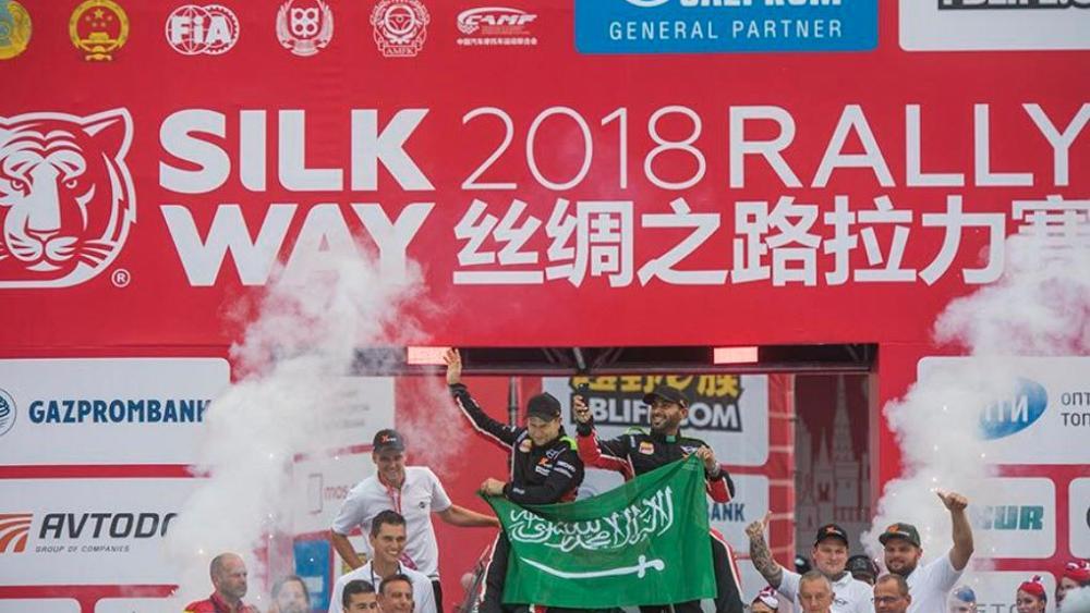 via @euronews: Yazeed Al Rahji wins the 2018 Silk Way Rally dlvr.it/Qd0QVP