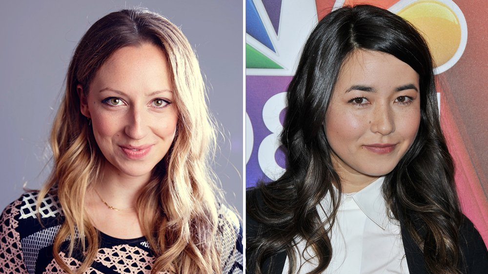 """PEN15: Variety On Twitter: """"Anna Konkle (@annakonk) & Maya"""