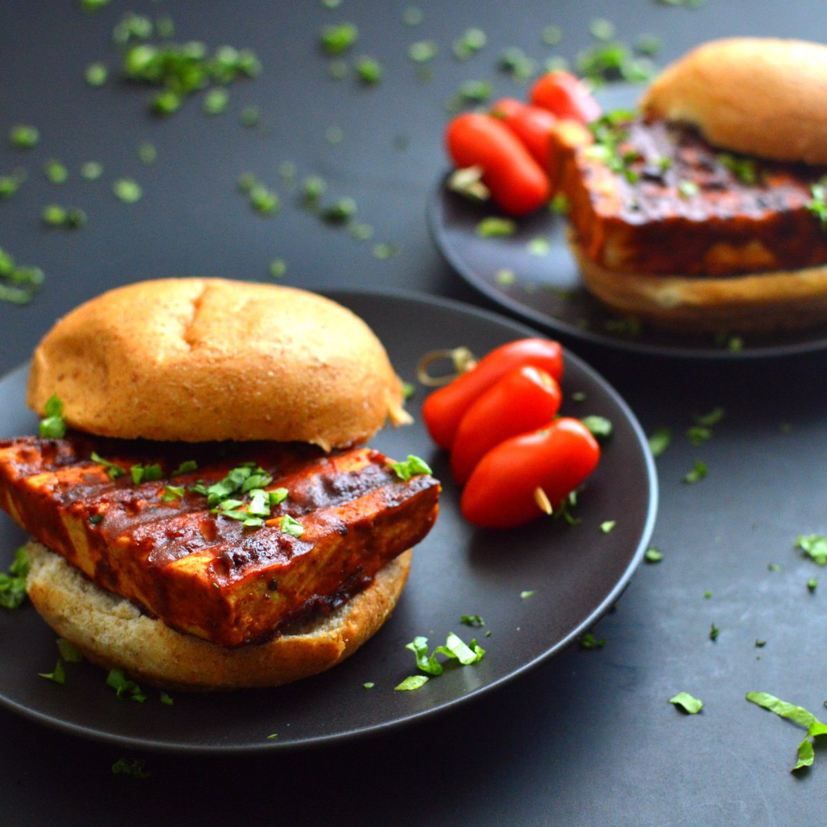 5 Vegan Tofu Recipes! Tofu BBQ Sandwich -  https://t.co/LeQNKs2Far https://t.co/mJakg1I6Nl
