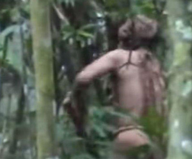 как ебут негритянок в джунглях - 10